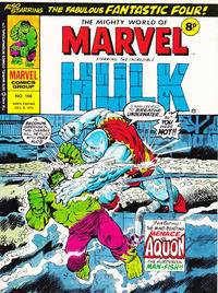 Cover Thumbnail for The Mighty World of Marvel (Marvel UK, 1972 series) #166