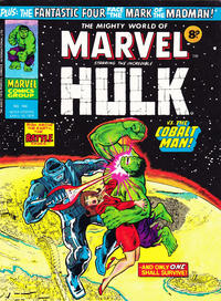 Cover Thumbnail for The Mighty World of Marvel (Marvel UK, 1972 series) #184