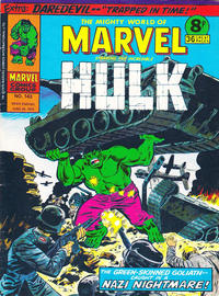 Cover Thumbnail for The Mighty World of Marvel (Marvel UK, 1972 series) #143
