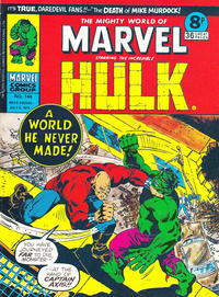 Cover Thumbnail for The Mighty World of Marvel (Marvel UK, 1972 series) #144
