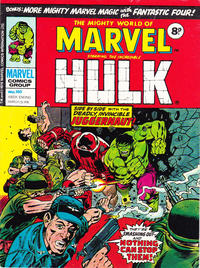 Cover Thumbnail for The Mighty World of Marvel (Marvel UK, 1972 series) #180