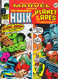 Cover Thumbnail for The Mighty World of Marvel (Marvel UK, 1972 series) #235