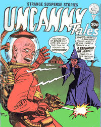 Cover Thumbnail for Uncanny Tales (Alan Class, 1963 series) #137