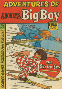 Cover Thumbnail for Adventures of Big Boy (Paragon Products, 1976 series) #47