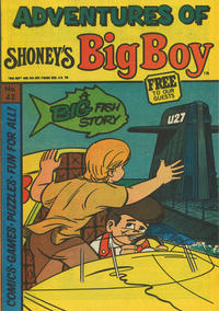 Cover Thumbnail for Adventures of Big Boy (Paragon Products, 1976 series) #42