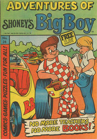 Cover Thumbnail for Adventures of Big Boy (Paragon Products, 1976 series) #28