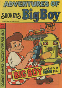 Cover Thumbnail for Adventures of Big Boy (Paragon Products, 1976 series) #26