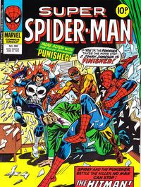 Cover Thumbnail for Super Spider-Man (Marvel UK, 1976 series) #280
