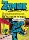 Cover for Zombie (L. Miller & Son, 1961 series) #5
