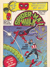 Cover for Spider-Man and Hulk Weekly (Marvel UK, 1980 series) #438
