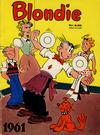 Cover for Blondie (Hjemmet, 1941 series) #1961