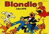 Cover for Blondie (Hjemmet / Egmont, 1941 series) #1978