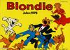 Cover for Blondie (Hjemmet, 1941 series) #1978