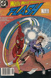 Cover for Flash (DC, 1987 series) #15 [Newsstand]