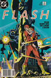 Cover for Flash (DC, 1987 series) #18 [Newsstand]