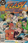Cover for Flash (DC, 1987 series) #19 [Newsstand]