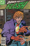 Cover for Flash (DC, 1987 series) #20 [Newsstand]