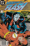 Cover Thumbnail for Flash (1987 series) #22 [Newsstand]