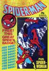Cover for Super Spider-Man TV Comic (Marvel UK, 1981 series) #520