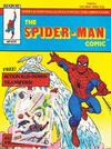Cover for Spider-Man Comic (Marvel UK, 1984 series) #635