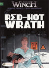 Cover for Largo Winch (Cinebook, 2008 series) #14 - Red-Hot Wrath