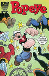 Cover Thumbnail for Popeye (2012 series) #5 [RI Variant Cover]