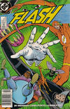 Cover Thumbnail for Flash (1987 series) #23 [Newsstand]