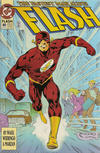 Cover for Flash (DC, 1987 series) #80 [Direct Edition Standard Cover]