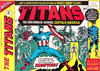Cover for The Titans (Marvel UK, 1975 series) #22