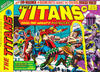 Cover for The Titans (Marvel UK, 1975 series) #55