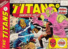Cover for The Titans (Marvel UK, 1975 series) #33