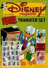 Cover for Disney Magazine (Egmont Magazines, 1983 series) #112