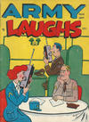 Cover for Army Laughs (Prize, 1951 series) #v1#8