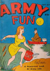 Cover for Army Fun (Prize, 1952 series) #v4#6