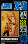 Cover for Agent X9 (Semic, 1976 series) #13/1980