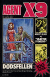 Cover for Agent X9 (Semic, 1976 series) #2/1981