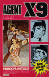 Cover for Agent X9 (Semic, 1976 series) #4/1981