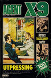Cover for Agent X9 (Semic, 1976 series) #5/1981