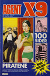 Cover for Agent X9 (Semic, 1976 series) #6/1981