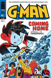 Cover for G-Man: Coming Home (Image, 2012 series) #1