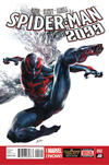 Cover for Spider-Man 2099 (Marvel, 2014 series) #2