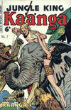 Cover for Kaänga Comics (H. John Edwards, 1950 ? series) #7