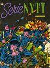 Cover for Serie-nytt [Serienytt] (Formatic, 1957 series) #1/1959