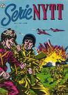 Cover for Serie-nytt [Serienytt] (Formatic, 1957 series) #5/1959