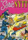 Cover for Serie-nytt [Serienytt] (Formatic, 1957 series) #6/1959