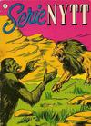 Cover for Serie-nytt [Serienytt] (Formatic, 1957 series) #7/1959