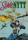 Cover for Serie-nytt [Serienytt] (Formatic, 1957 series) #8/1959