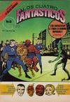 Cover for Los Cuatro Fantasticos (Novedades, 1980 series) #10