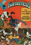 Cover for Los Cuatro Fantasticos (Novedades, 1980 series) #2