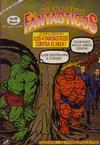 Cover for Los Cuatro Fantasticos (Novedades, 1980 series) #18